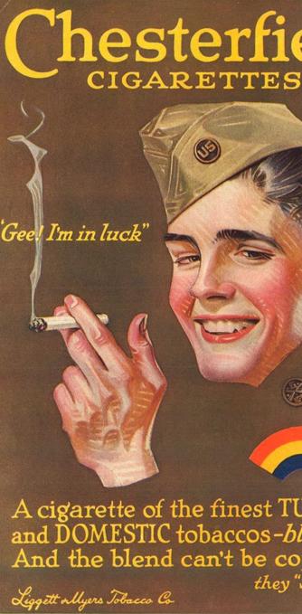 We Want You To Smoke