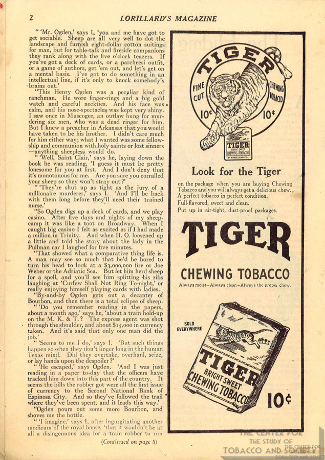 The Lasting Wounds – The Center for the Study of Tobacco and Society