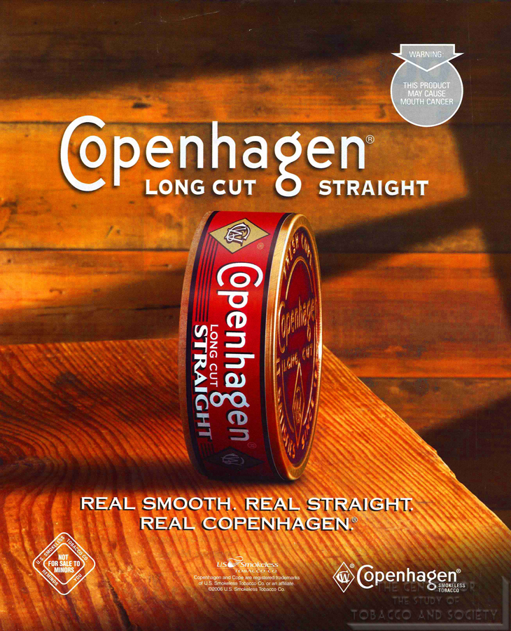 Copenhagen Real Smooth Real Straight Real Copenhagen
