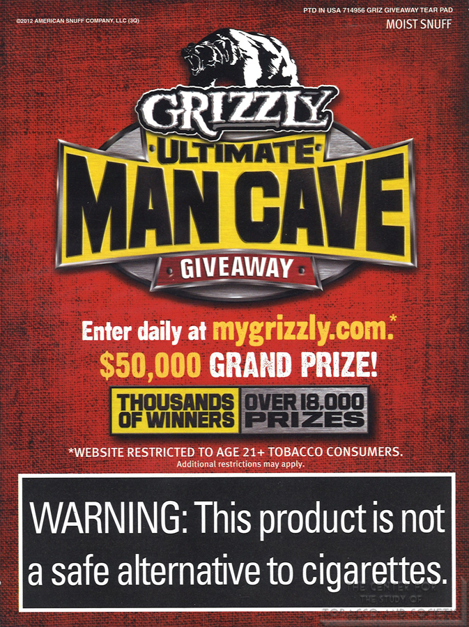 Grizzly Ultimate Man Cave