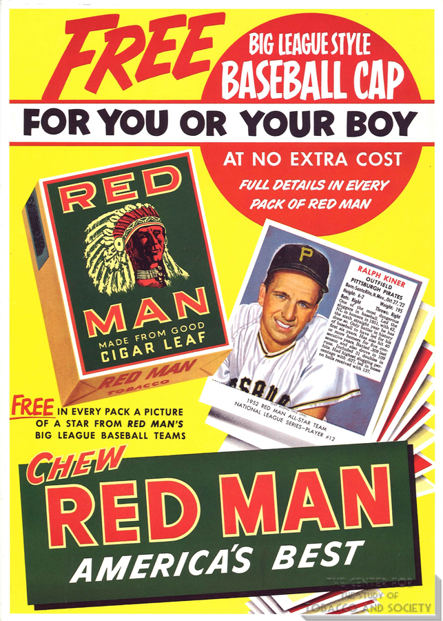 Red Man Baseball 1