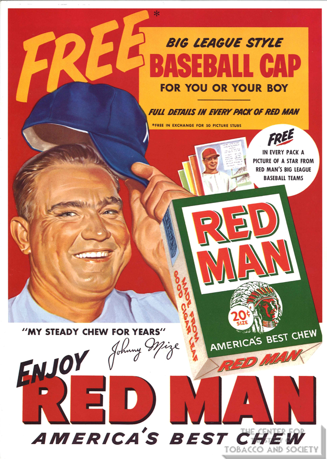 Red Man Baseball 3