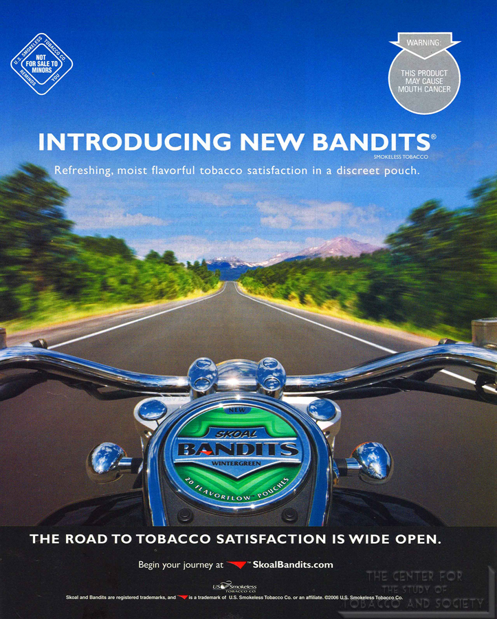 Skoal Introducing New Bandits
