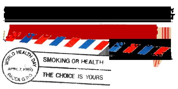 Stamping Out Smoking