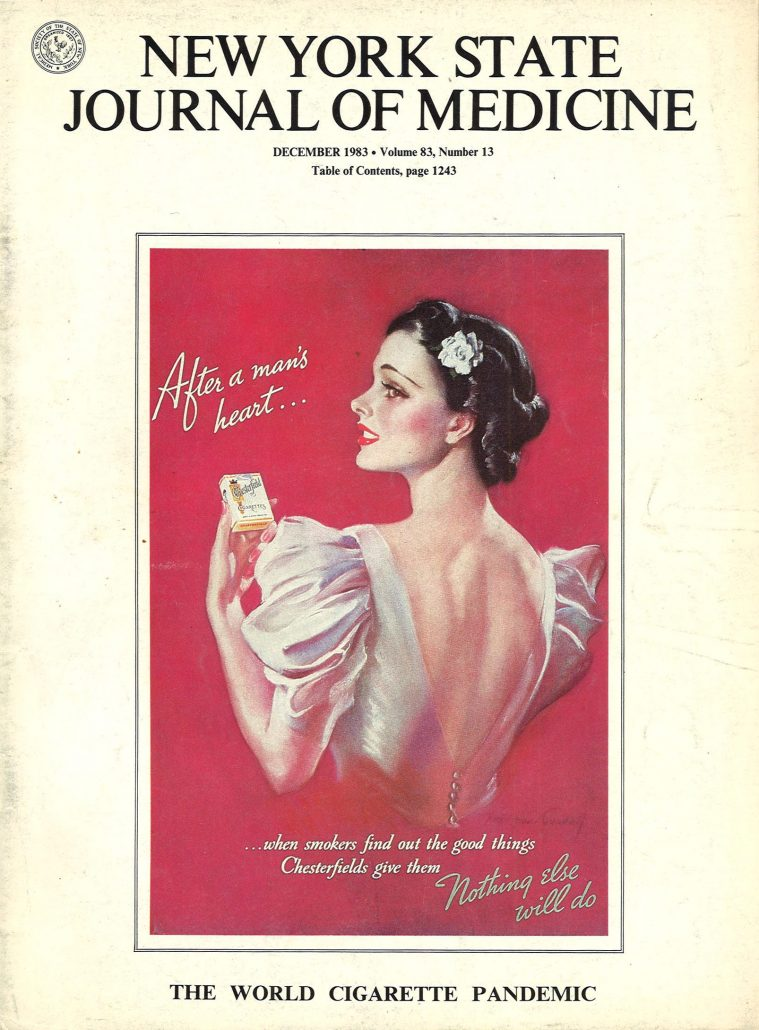 1983-12- NYSJM - Front Cover