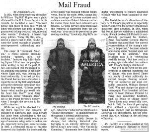 1997-12-14 - Wall Street Journal - Julie Defalco - Mail Fraud