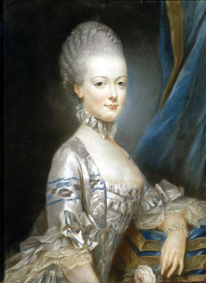 1769 - Joseph Ducreux - Marie Antoinette