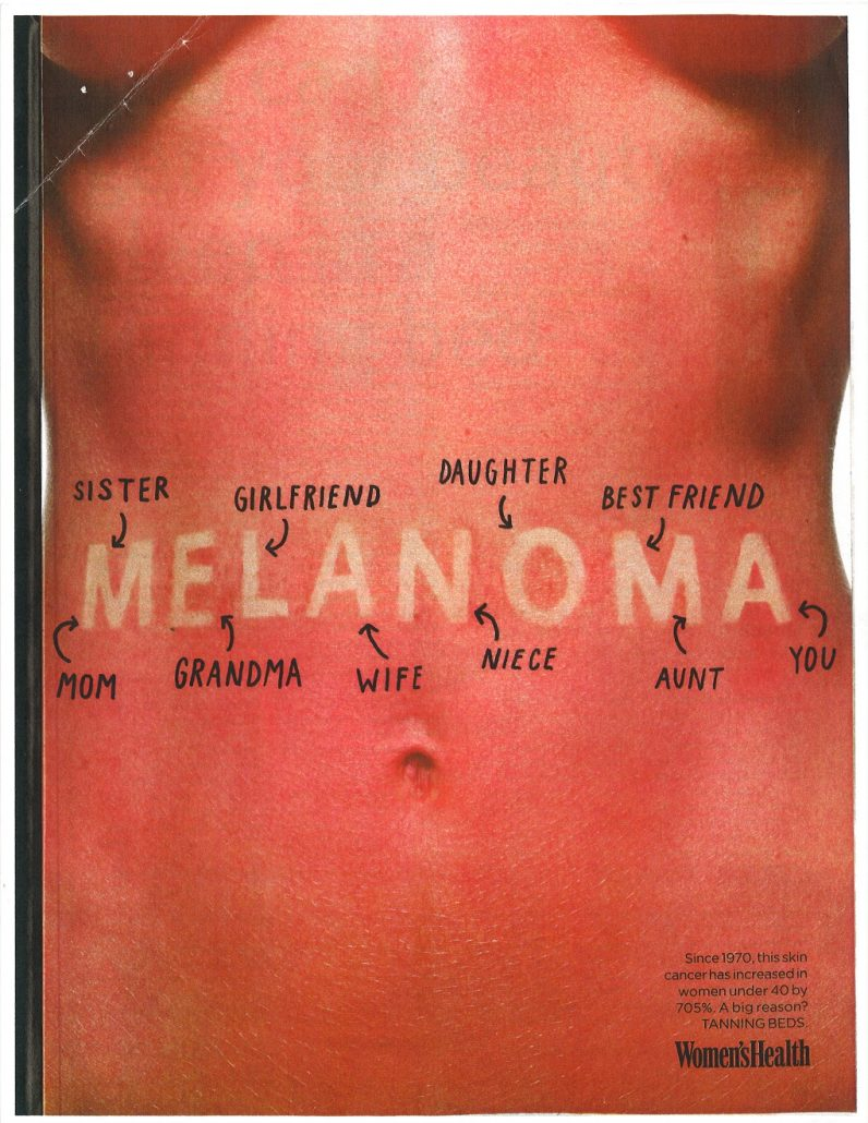 n.d. - Women's Health - Melanoma