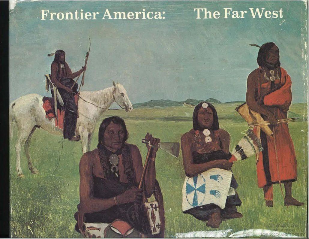 1975 - Museum of Fine Arts, Boston, - Philip Morris - The Far West