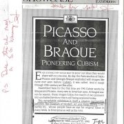 1988 - Philip Morris - Museum of Modern Art - Exhibition Catalogue Picasso and Braque Pioneering Cubism_Page_3