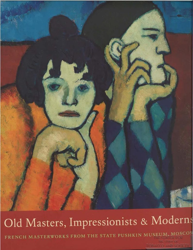 2003 - Houston Museum of Fine Arts and High Museum of Art - Exhibition Catalogue Old Masters, Impressionists & Moderns