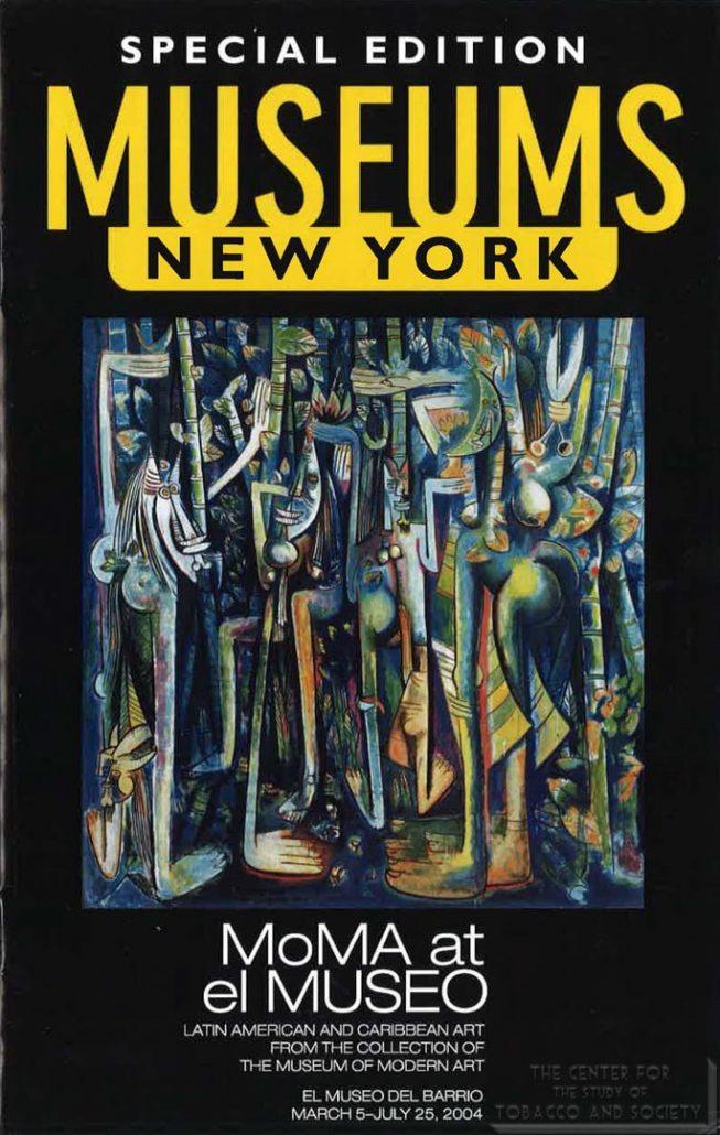 2004- El Museo del Barrio - Latin American & Caribbean Art MOMA at El Museo