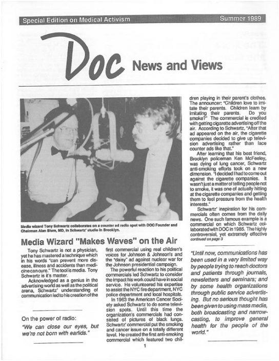 11. 1989, Summer- DOC News & Views