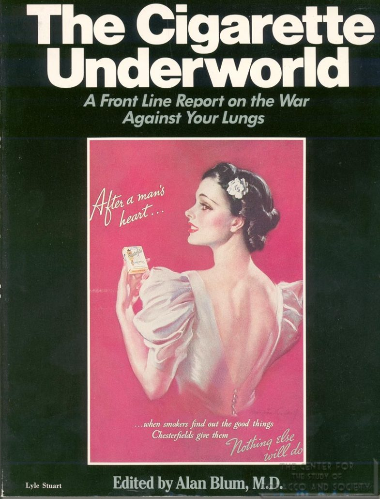 1985- Cig Underworld - Front Cover