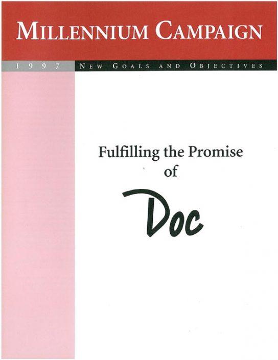 34. 1997- DOC Millennium Campaign