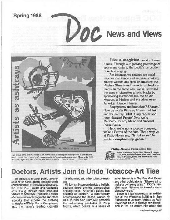 9. 1988, Spring- DOC News & Views