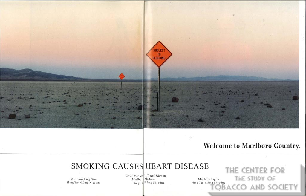 1996-10 Arena - Philip Morris - Wellcome to Marlboro Country