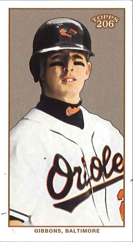 Sweet Caporal (Black) -Topps 206 -2003