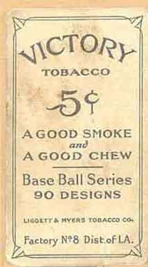 Victory Tobacco - Wheat