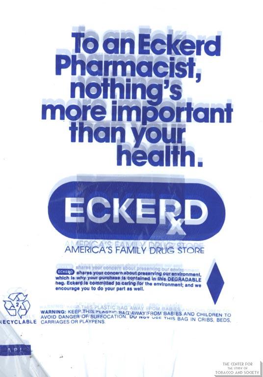 n.d. - Eckerd - Prescription Bag
